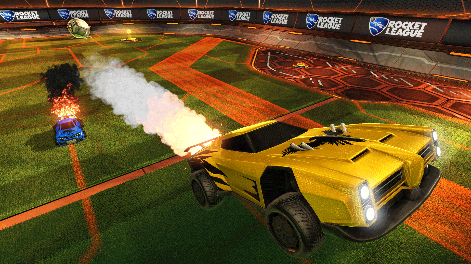 Rocket League CD Key + Features PC Game Free Download