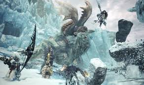 Monster Hunter World: Iceborne CD Key+ DLC PC Game For Free Download