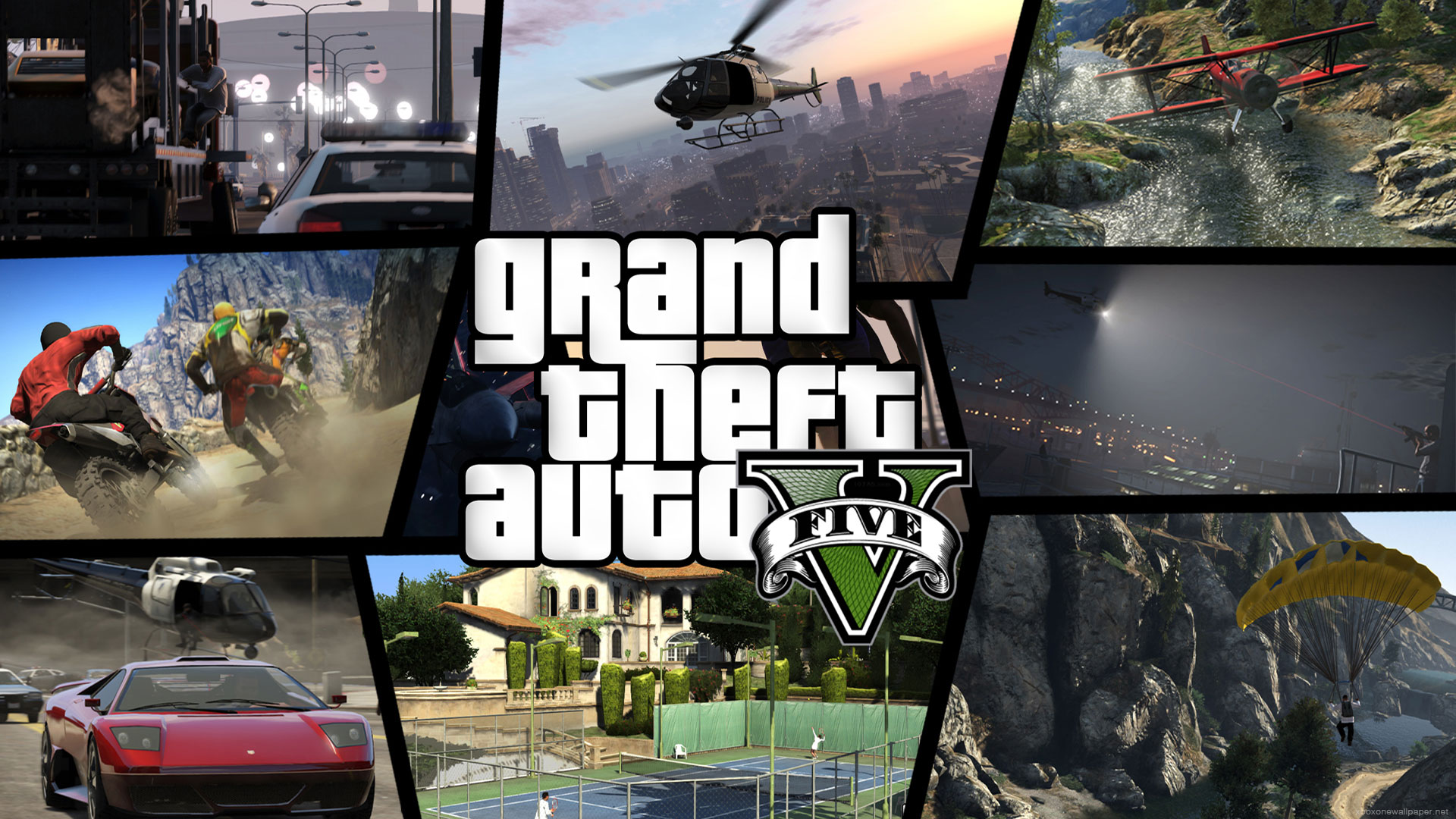 Grand Theft Auto V (GTA 5) Crack Latest new version PC Game Free Download