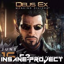 Deus Ex: Mankind Divided PC CD Key + Crack PC Game Free Download