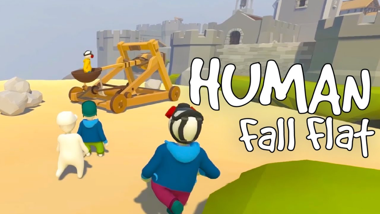 Human Fall Flat Crack+CD Key PC Game For Free Download
