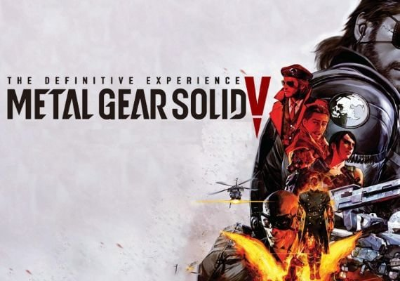 Metal Gear Solid V 5 Definitive Experience Codex PC Game Download