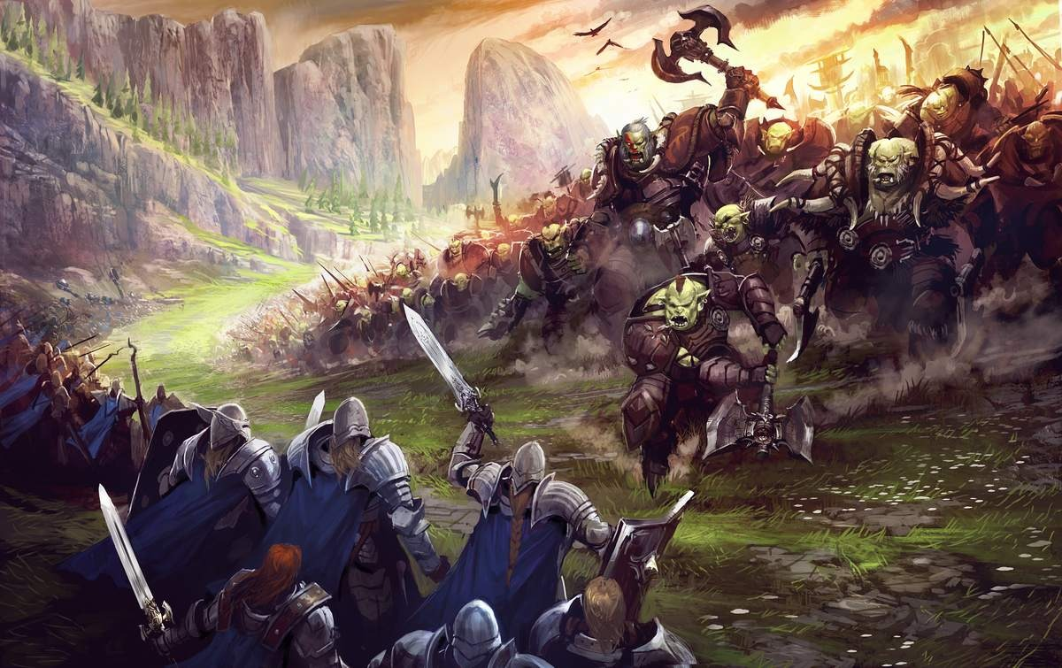 World Of Warcraft Battle Chest CD Key PC Game For Free Download