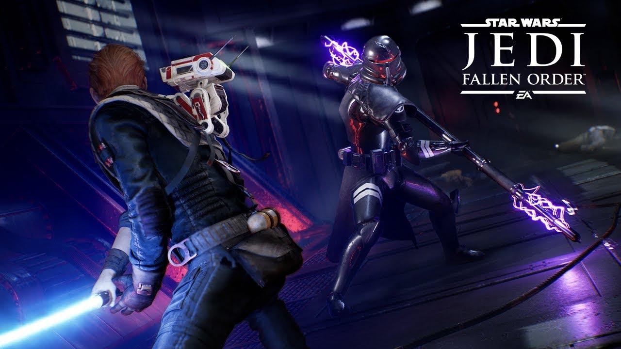 Star Wars Jedi: Fallen Order Codex PC Game For Free Download