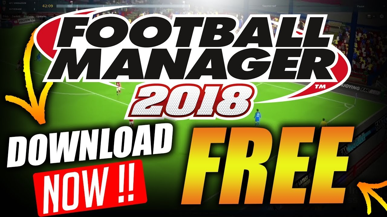 Football Manager 2018 Codex PC Game For Free Download