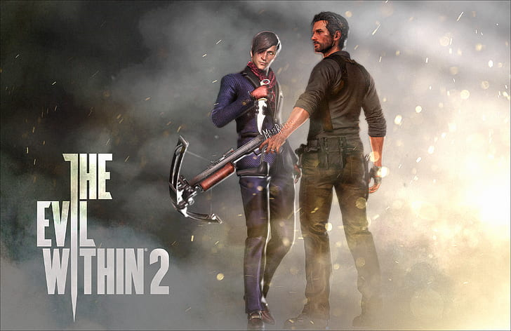 The Evil Within Activation Key PC Game For Free Download