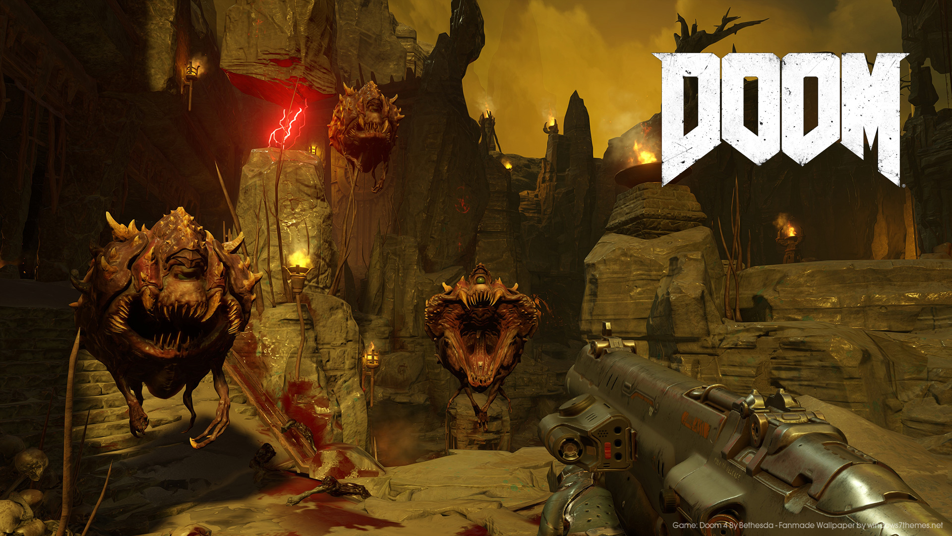 DOOM CD Key+Action PC Game For Free Download