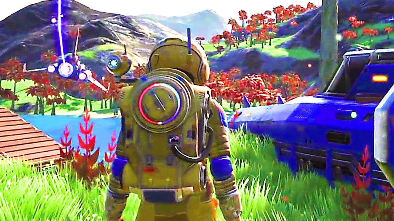 No Man's Sky Crack + Latest Torrent PC Game Free Download