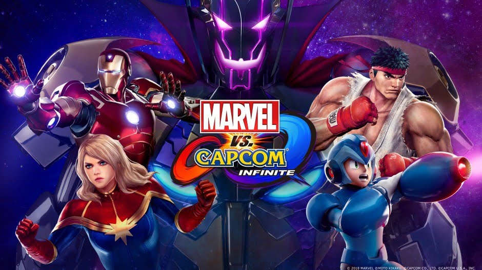 Marvel vs Capcom Infinite Crack PC Game For Download