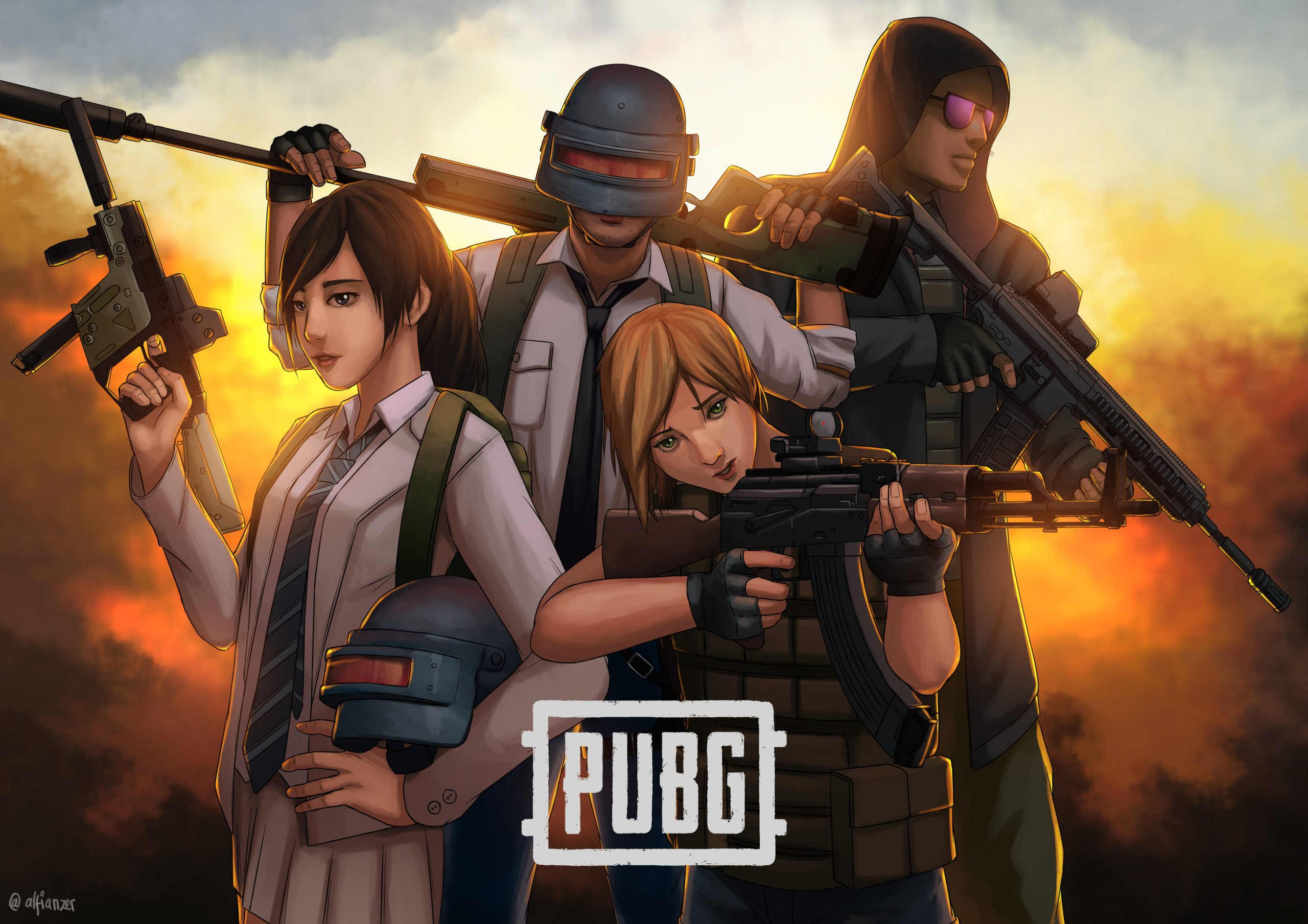 Player Unknowns Battlegrounds (PUBG) Highly Compressed PC Game Free Download