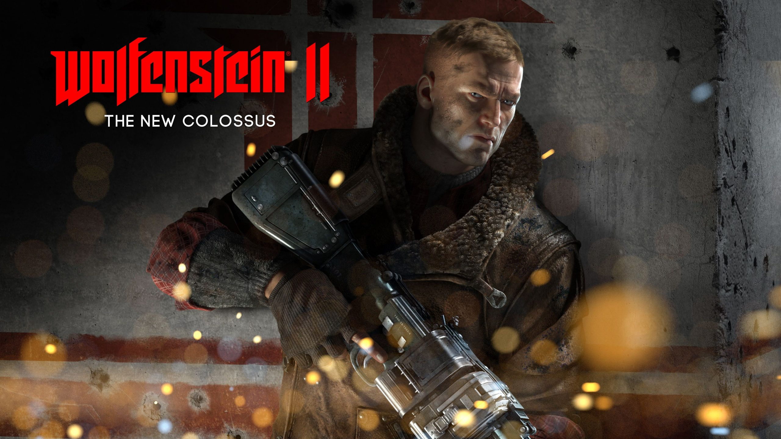 Wolfenstein II 2: The New Colossus CD Key+Crack PC Game Download