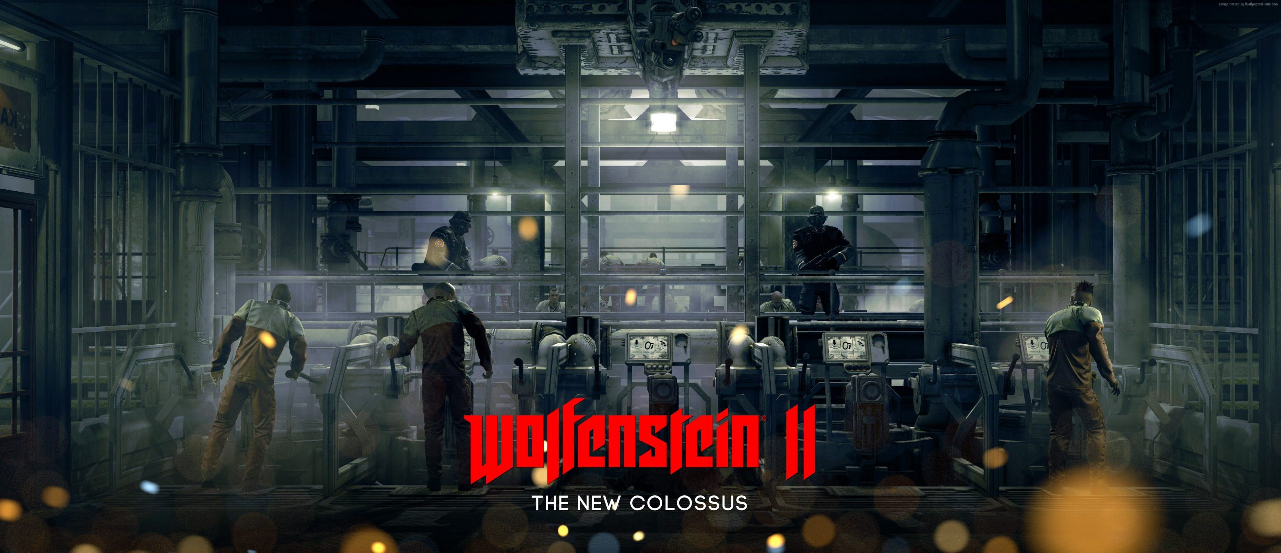 Wolfenstein II: The New Colossus | PC - Steam | Game Keys