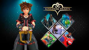 Kingdom Hearts crack