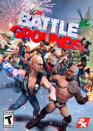 Wwe 2k Battlegrounds crack