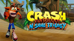 Crash Bandicoot N Sane CRACKTrilogy