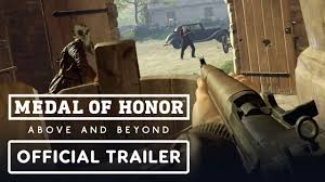 Medal Of Honor Above crack