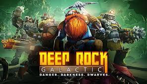 Deep Rock Galactic Full Pc Game Crack