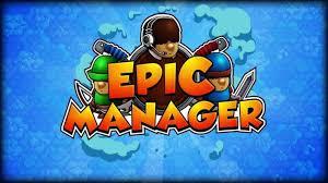 Epic Manager Full Pc Game Crack