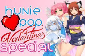Huniepop Valentine Day Crack
