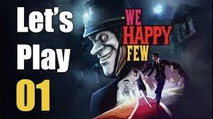We Happy Few Full Pc Game Crack