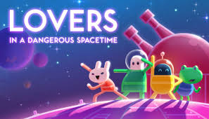 Lovers in A Dangerous Spacetime Full Pc Game Crack