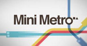 Mini Metro Full Pc Game Crack