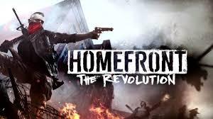 Homefront The Revolution Full Pc Game Crack