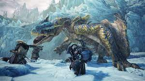 Monster Hunter World Iceborne Crack