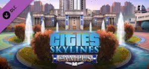 Cities Skylines Campus Full Pc Game  Crack