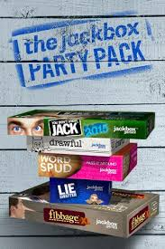 The Jackbox Party Pack  Full Pc Game Crack