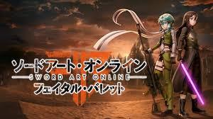 Sword art Online Fatal Full Pc Game Crack